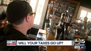 How new proposed tax reform bill will impact Arizona - Video