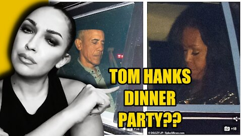 Tom Hanks, Obama Dinner party? | Natly Denise