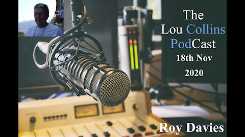 Roy Davies Returns to the show with more updates from in America #Q #greatawakening
