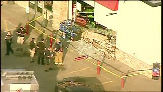 PD: 2 injured after driver crashes into Thornton's in Wilder