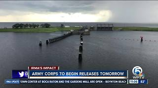 Army Corps to begin releases tomorrow