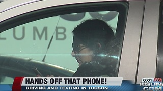 Tucson City Council debates hands-free law - Video