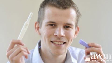 18-Year-Old Boy Takes A Pregnancy Test And It's The Reason Why He's Still Alive