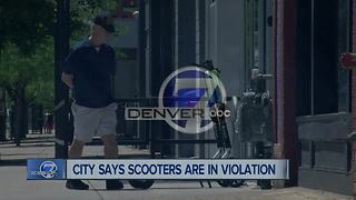 Top stories: Uber shooting, Denver fights e-scooters, WInter Olympics in Denver - Video
