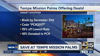 Tempe Mission Palms offering getaway deal - Video