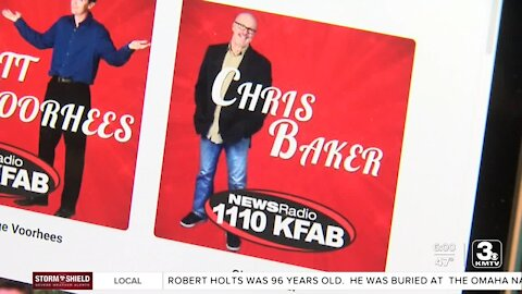Omaha radio personality Chris Baker fired by iHeart Media following racist tweet