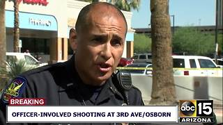 Police give update on shooting at 3rd Ave/Obsorn