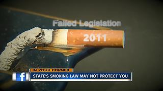 Florida smoking ban may not be effective - Video