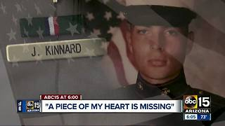 MCSO Officer death: Fiancee of officer shot, killed by Gilbert police speaks