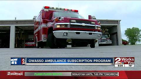 Owasso Fire program could save you thousands in ambulance transports