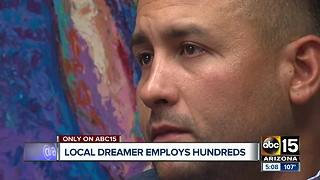 Arizona business owner could lose everything over DACA rescinding - Video