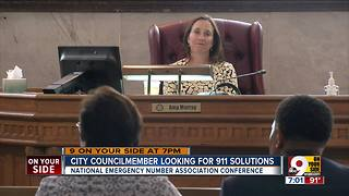 City council member looking for 911 solutions - Video