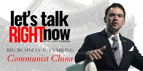 Jack Posobiec is spot on... Corporate America is supporting the Chinese Communist Party