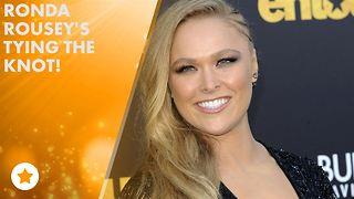 Ronda Rousey's engaged - but there's a catch! - Video