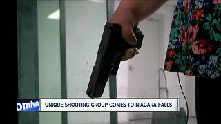 Unique Shooting Group Comes to Niagara Falls - Video