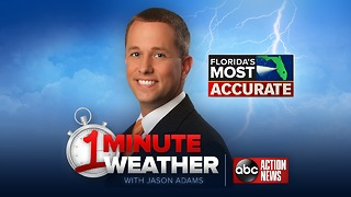 Florida's Most Accurate Forecast with Jason on Friday, February 9, 2018 - Video