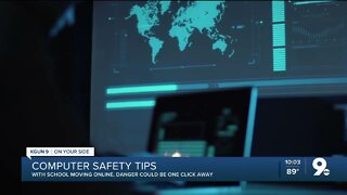 Tips on keeping students safe online
