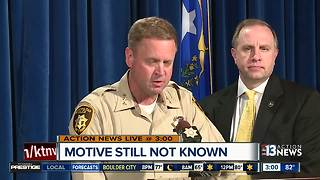 LVMPD gives update on mass shooting investigation - Video