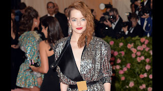 Emma Stone doesn't like to cook