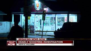 Man fatally shot outside convenience store in Milwaukee - Video