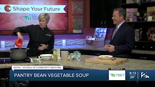 Shape Your Future Healthy Kitchen: Pantry Bean Vegetable Soup