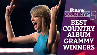 Best Country Album Grammy Winners | Rare Country's 5 - Video