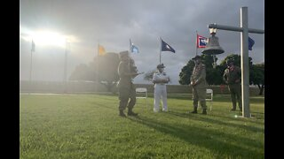 WWII veteran honors D-Day anniversary with world-wide bell ringing