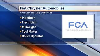 Workers Wanted: Fiat Chrysler Automobiles