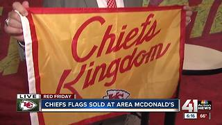 Chiefs Kingdom flag sales benefit Ronald McDonald House Charities - Video