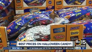 Best prices on Halloween candy!