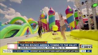 Big Bounce America coming to Las Vegas - Video