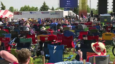 Coordinators plan for thousands to attend large, in-person events around Northeast Wisconsin