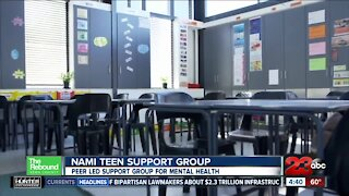 NAMI creates teen-led support group for students struggling with mental health