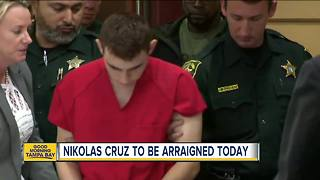 Facing death penalty, Florida school shooting suspect in court - Video