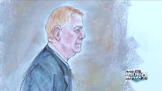 Re-trial for Border Patrol agent begins - Video