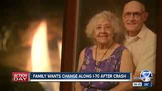 Family wants changes along I-70 after deadly wrong-way crash - Video