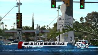 Remembering traffic crash victims by raising awareness and calling for action - Video