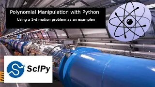 Using Numpy's Polynomial Functionality