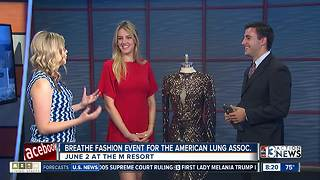 2018 Breathe Fashion Show & Dinner - Video