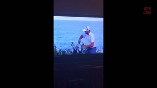 Pro Golfer Throws Putter Cover At Caddie After Costly Mistake - Video