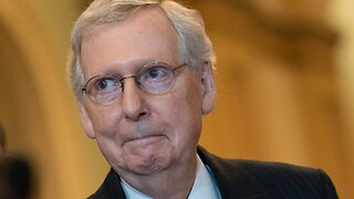"""Sen. Mitch McConnell says there's """"Not much support"""" from Republicans for Mexico tariffs"""