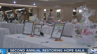 2nd Annual Restoring Hope Gala - Video
