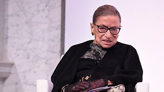 Justice Ruth Bader Ginsburg Hospitalized In Maryland