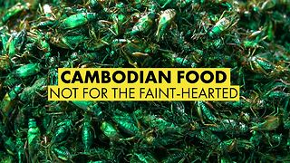 How Cambodia's past changed its taste forever - Video