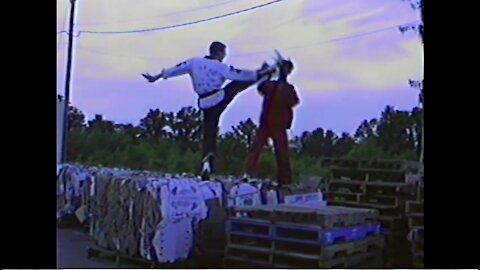 Home Video Martial Arts Movie in 1995 (Pt. 1) - Adrian Star