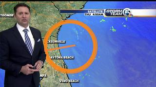 Tropical disturbance could bring heavy rain to South Florida this weekend - Video
