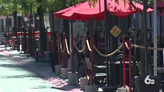 Coming soon, perhaps to your favorite Boise restaurant: socially distanced outdoor dining