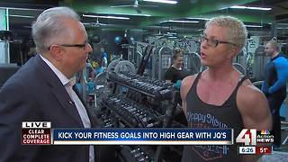 Local gym reaches out with Parkinson's training center - Video