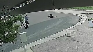 Surveillance video shows conclusion of Colorado Springs police shooting that left man dead