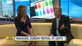 Dunedin to launch bright, new annual celebration - Video